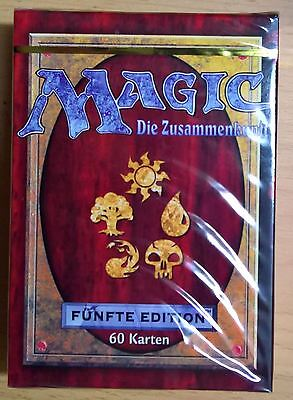 Magic the Gathering WOC21024 - Fünfte Edition - Starter Deck (Mint, Sealed)