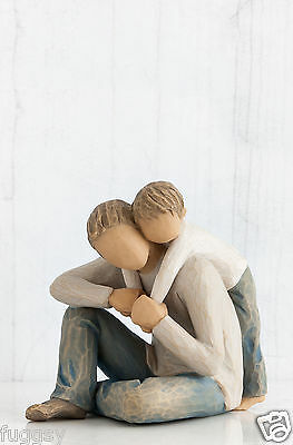 Willow Tree Figurine That's my Dad Father & Son By Susan Lordi  27595