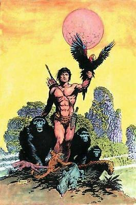 Tarzan of the Apes by Russ Manning; Edgar Rice Burroughs