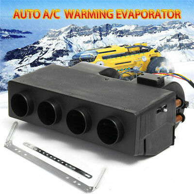 Universal 12V Car Truck Heater Under Dash A/C Air Conditioner Defroster Demister