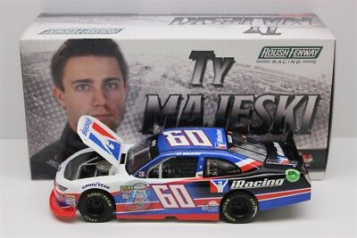 Ty Majeski #60 2017 Iracing 1/24 Scale New In Stock Free Shipping
