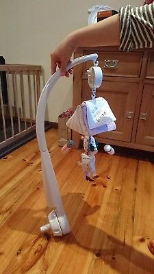 Baby Cot Toy Musical Mobile PERFECT BABY SHOWER GIFT !