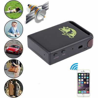 Nouveau véhicule GSM GPRS GPS Tracker voiture Tracking Locator Device TK102B eye
