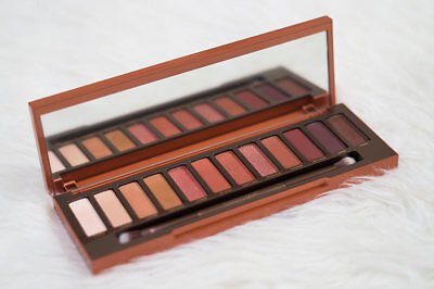 Hot 12 Color Naked Eyeshadow Shade 3 Palette Make Up -High Quality - UK Stock