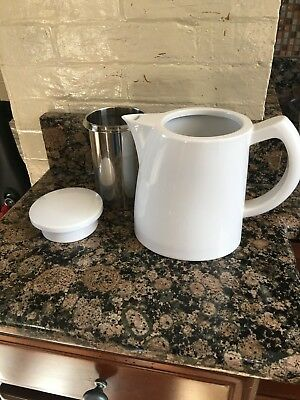 Sowden Softbrew  Porcelain Coffee Maker 8 cup/1.3L EUC Smoothest Coffee Possible