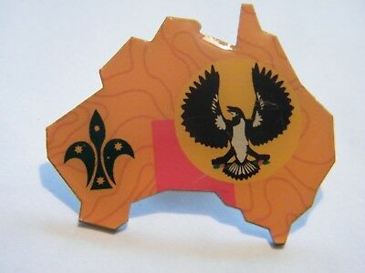 Scouts Australia Metal Pin Badge - SOUTH AUSTRALIA - NEW & LIMITED EDITION