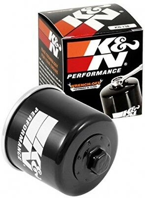K and N KN-138 Powersports High Performance Oil Filter