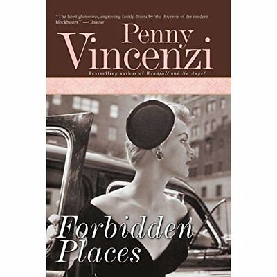 Forbidden Places: A Novel Vincenzi, Penny