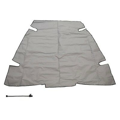 Lund Boat Bow Cover 2159092 | 2275 Baron Gray