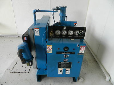30 Hp Quincy Rotary Screw Air Compressor Model Qsbgana22L. 125 Cfm @ 125 Psi