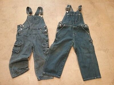 denim overalls kids 4/4T