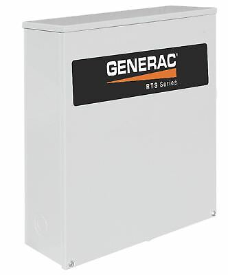 Generac Automatic Transfer Switch, 240V, 24 In. H - RTSN200J3