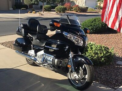 2008 Honda Gold Wing  Honda Goldwing