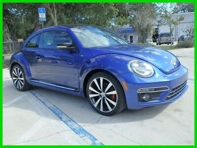 2013 Volkswagen Beetle-New R-LINE 2.0 TURBO DSG NAV PANO ROOF FENDER XENON 19 IN WHLS R-LINE 2.0 TURBO DSG NAV PANO FENDER SOUND XENON LED 19 WHEELS END YEAR BLOWOUT