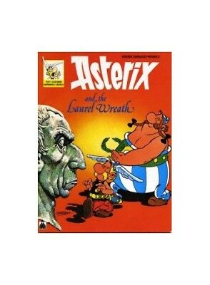 Asterix and the Laurel Wreath by Goscinny & Uderzo Paperback Book The Cheap Fast