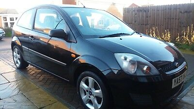 2008 Ford Fiesta 1.2 Style Climate, 88K With Fsh, Great Condition Inside And Out