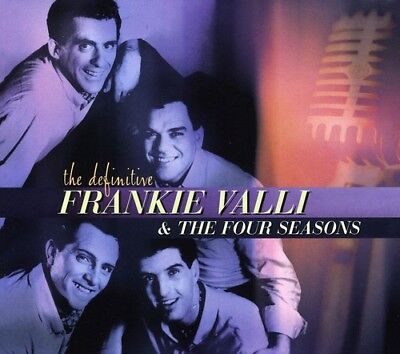 Frankie & Four Seasons Valli - Definitive [CD New]