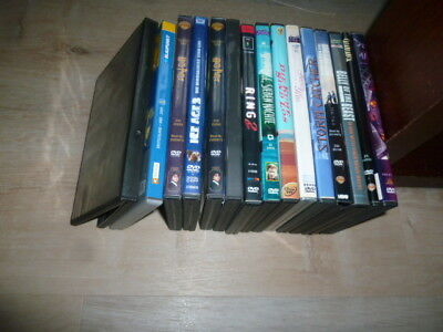 15 DVD Covers , leer