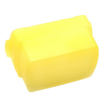 Bounce  Flash Diffuser for Nikon SB800 SB-800 YELLOW