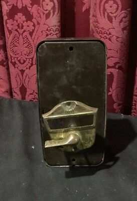 Vintage Antique Door Bell Chime Great Classical Tone