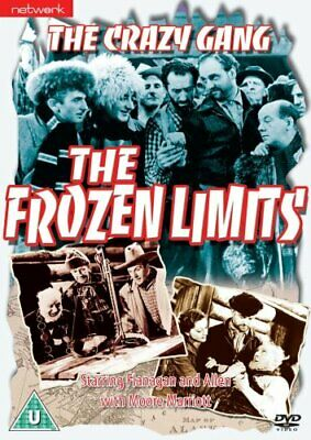 The Frozen Limits [DVD] - DVD  6SVG The Cheap Fast Free Post