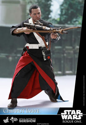 Hot Toys Star Wars Chirrut Îmwe / Rogue One / Sixth Scale