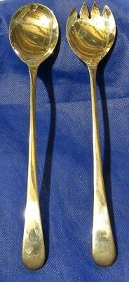 Silverplated Sheffield England Serving Set