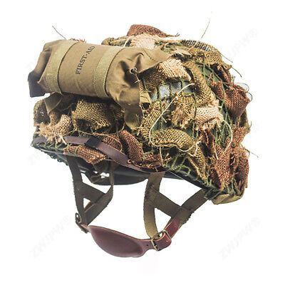 Ww2 Us M1C Helmet Paratrooper Airborne Army Military Suit