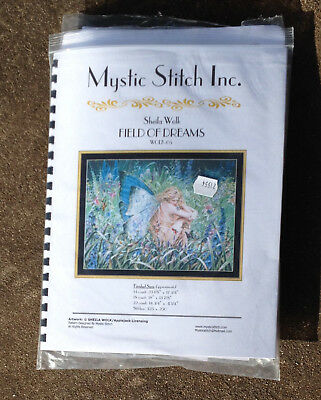 Field of Dreams counted cross stitch kit