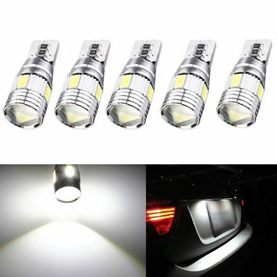 T10 501 194 W5W 5630 SMD 12V LED Car HID Canbus Error Free Wedge Light Bulb Lamp