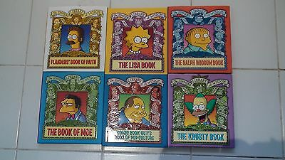 SIMPSONS children's books BRAND NEW