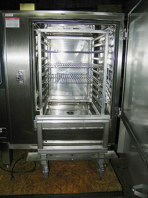Alto Shaam mini rack combi convection oven natural gas coming with 1 rack