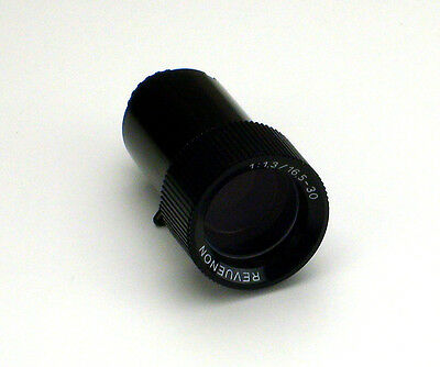 Lens for 8mm Bauer Film Projector Revuenon 1: 1,3/16,5 -30