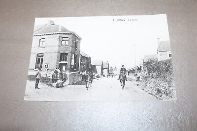 Reproduction Photo 19,5 x 30,5 cm Vintage Jalhay la poste (n°29)