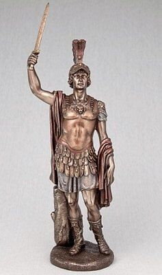 "Big! The statuette ""Alexander the Great"" (33 cm) / figurine  Veronese"