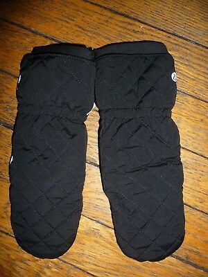 Lululemon No Shivers Mittens II BLACK XS/S  NWT- NO NY SHIP
