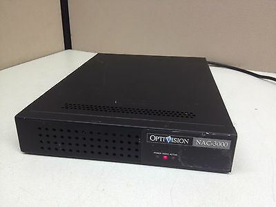 Optivision NAC-3000 Live Streaming MPEG Video Server