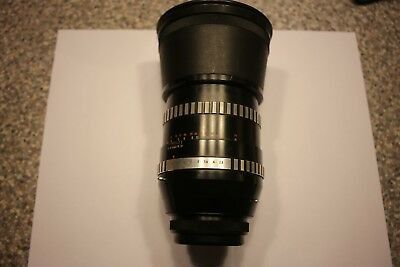 AusJena  (formerly Carl Zeiss) S1:2.8 f=180mm lens for Pentacon Six camera
