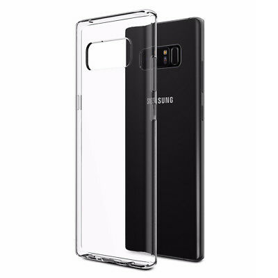 brand new af334 dcde5 GALAXY NOTE 8 MNML Thin Case (Clear White) - EUR 24,09 | PicClick DE