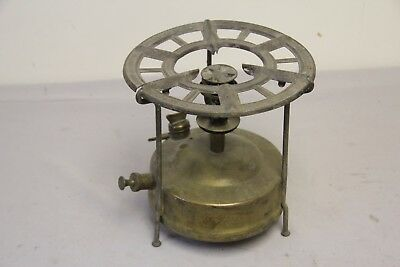 Vintage Antique Ansam WOLF No. 2 Camp Travel Stove Italy 1920s 1930s