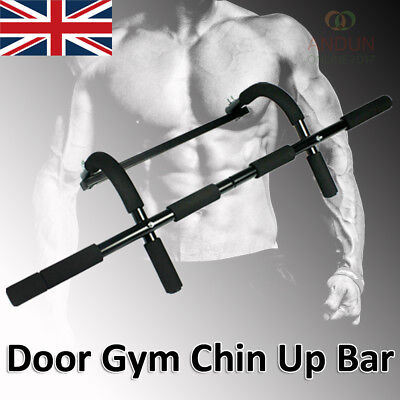 Exercise Door Gym Pull Push Up Sit Chin Up Bar Iron Body Shape Fitness Workout