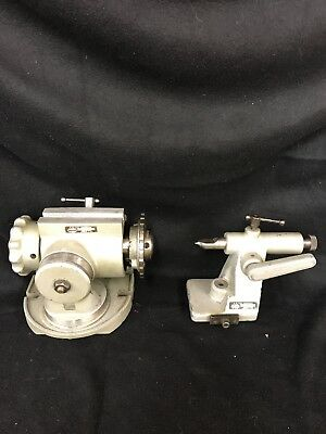 """k o lee tool grinder Workhead 5C and center  """"No Reserve"""""""
