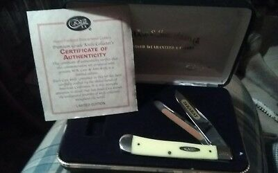 2000 Case Xx Trapper Limited Edition Knife In Mint Condition