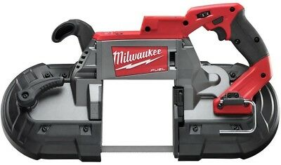 Milwaukee M18 FUEL 18-Volt Cordless Brushless Lithium-Ion Deep Cut Band Saw