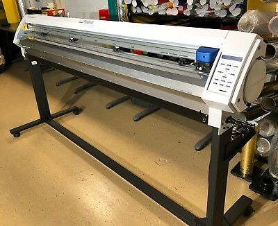 Roland GX-640 64in Vinyl Cutter Excellent Condition