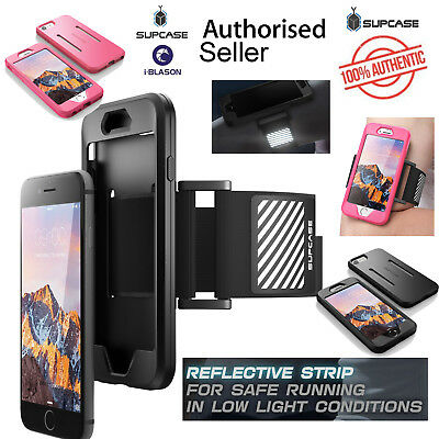 iPhone 8 Plus/7 Plus Armband, SUPCASE Running Reflective Armband Case For Apple