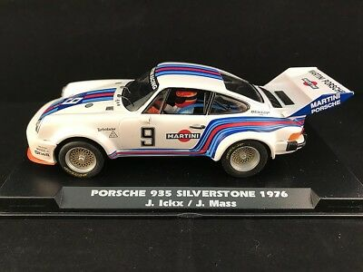 W065-04 Slotwings Flyslot Porsche 935 Martini Racing Slot Car 1:32