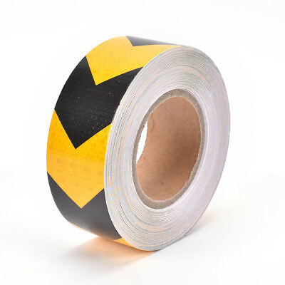 5CM*25M Night Reflective Warning Conspicuity Tape Strip Truck Car Sticker SEAU