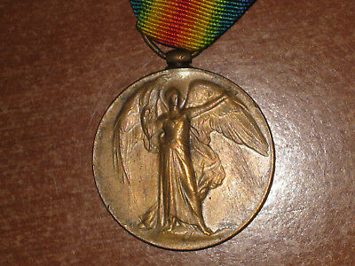 WW1 British Victory Medal 30th Baluchis Indian Army