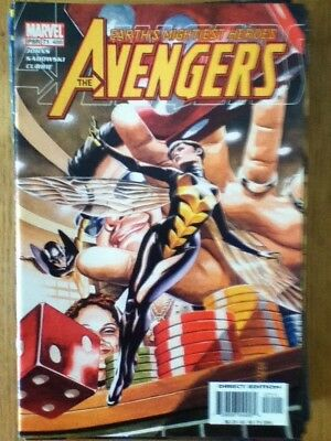 Avengers (Wasp) issue 71 / 486 (VF) from November 2003 - discounted post